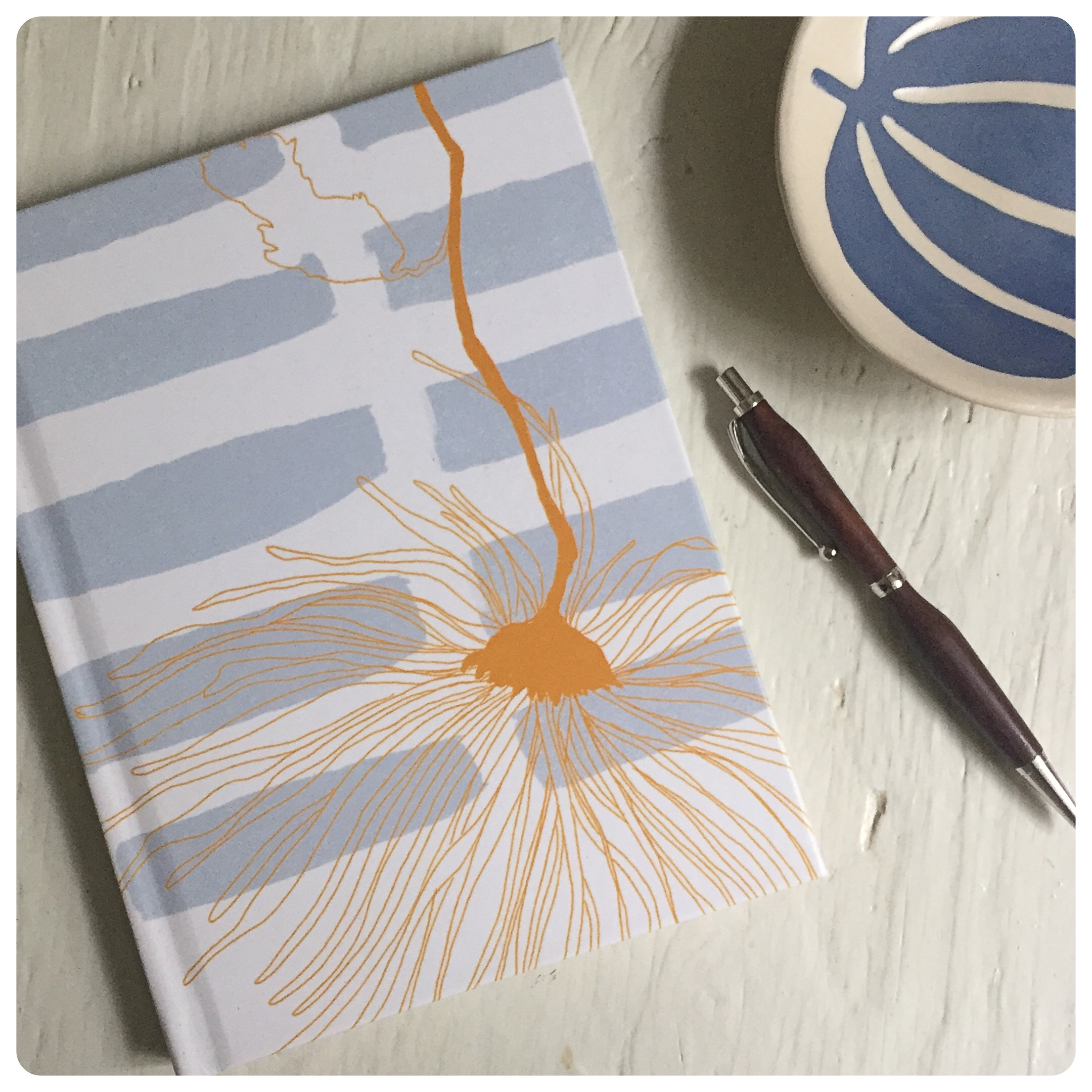 Hardcover Journal Diana Fayt